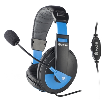 NGS Auricular+Mic MSX9PRO JACK3