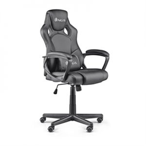 NGS Silla Gaming con piston clase 3 Gris
