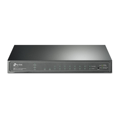 TP-LINK TL-SG2210P Switch 8xGB PoE+ 2xSFP